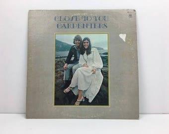Vinyl The Carpenters