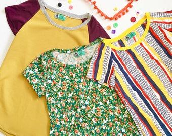 Your Custom Tshirt, Womens Tops, Womens Tshirts, Custom Clothing, Blouses, Unique Tshirts, Tshirt Tops, Fashion Tops, Heidi and Seek
