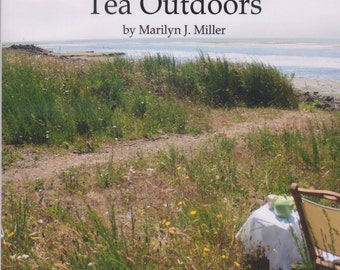 Tea Outdoors, paper back
