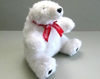 Polar Bear Polar Bear Toy Bear Stuffed Bear Doll Bear Plushy Bear Plush Bear White Bear Plushie Bear White Fur Bear Stuffed Animal Soft Toy