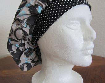 Safari Bouffant Surgical Scrub Hat