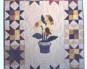 Summer Days Quilt Pattern - Uncut - Q101