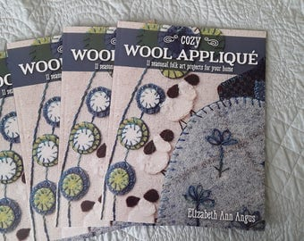 Cozy Wool Applique