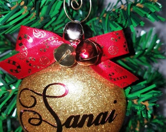 Personalized  Christmas Onrnament