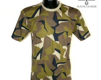 Sweden Camo T-Shirt