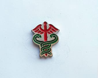 Hand Cast Pewter Doctor Horrible inch Lapel Pin