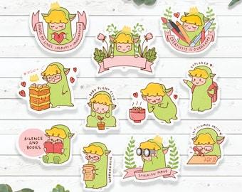 Sticker : Little Ciki Super Pack