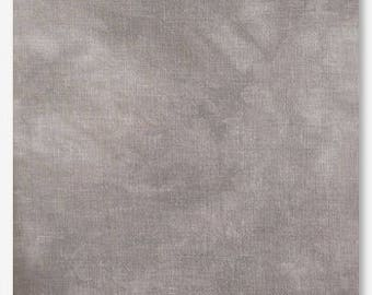 SHALE 14 16 28 ct. hand-dyed counted cross stitch fabric Aida Linen count Picture This Plus Frosted Pumpkin Stitchery 2018
