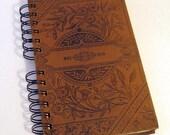 HYPATIA Handmade Journal Vintage Upcycled Book Vintage Novel