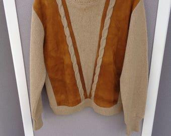 Vintage Cascade Sweater