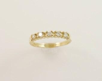 Diamond engagement ring. Yellow gold Diamond ring. Classic engagement ring. Daimond ring. Thin gold ring. Say yes  . romantic ring