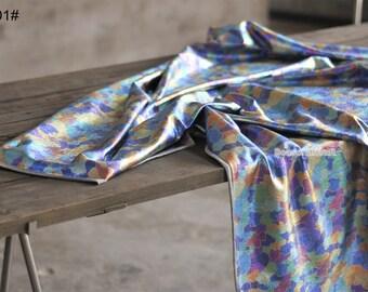 Colorful Faux Leather Pu Leather Fabric Soft Matte Imitation