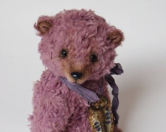 L A V Y   Artist Teddy Bear