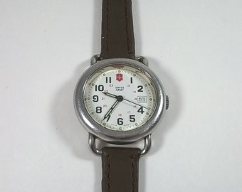 Swiss Army Watch - Classic Style Men's Time Piece  -  Accessories - 1990