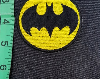 DC Batman Justice League Iron/Sew on Patch