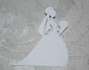 100 Bride Confetti/Confetti/Table Scatter/Wedding Confetti/Bridal Shower Table Scatter/Honey Bees