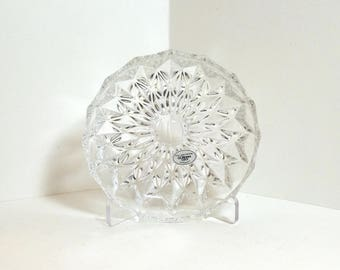 """Gorham Full Lead Crystal Candy Dish - Made in Germany - 4"""""""