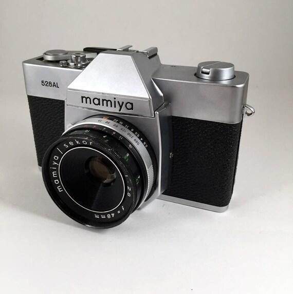 Mamiya 525AL, 35mm camera *film tested, working*