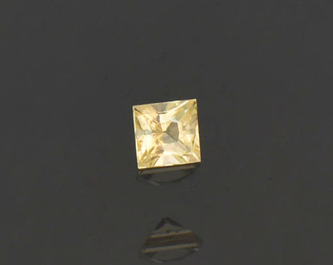 Ultra Rare Vlasovite Gemstone from Canada 0.20 cts.