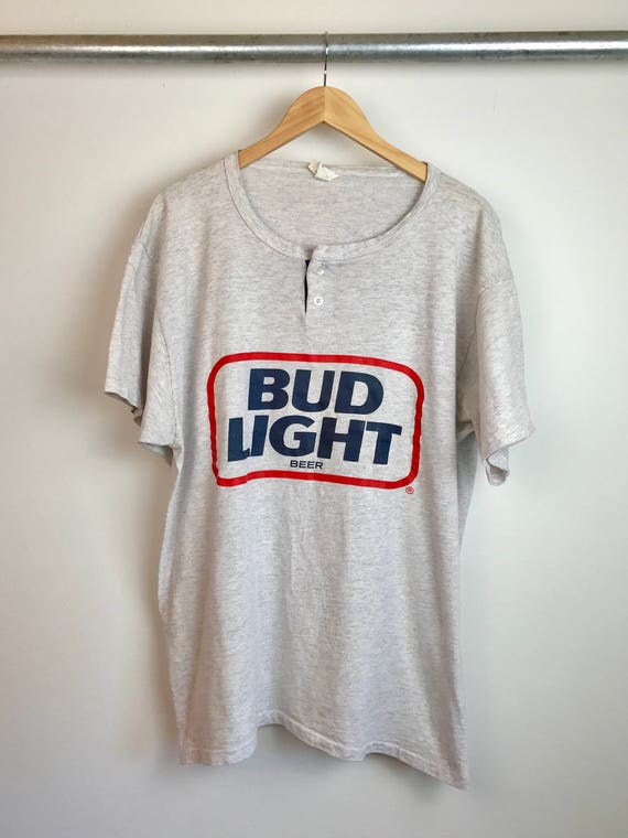 Vintage Bud Light Men's Tee
