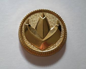 Dragon Power Coin Prop Ranger Cosplay Morpher Functional Gold Legacy