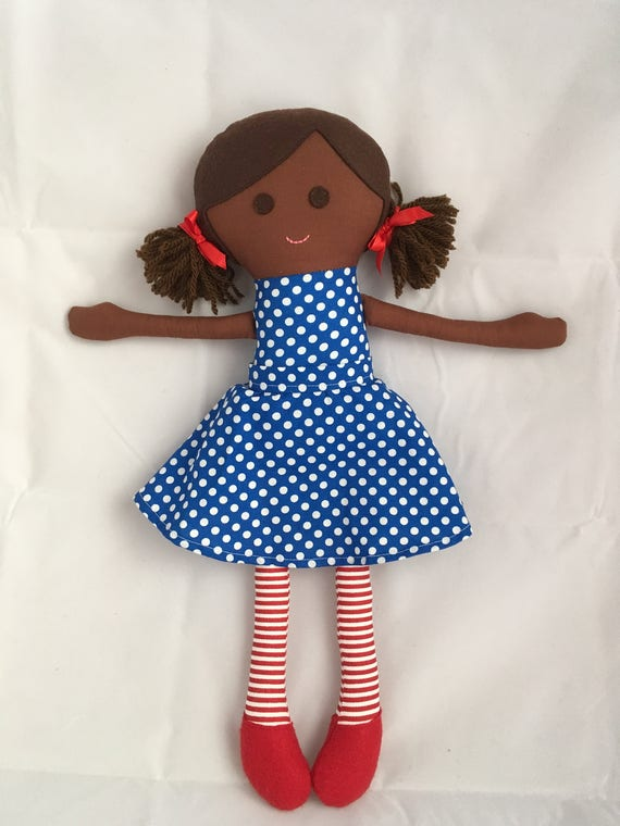 Custom made just like me african american doll first like this item negle Images