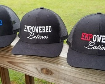 EL trucker hats