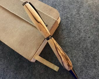Wood Turned Pens, Slimline Pen, Wood Pen, Hand Turned Pens, Wooden Pens, Cool Pen, Fancy Pens, Handcrafted Pen, Spalted Maple, Unique Pen