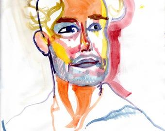 Personalised Portrait Commission