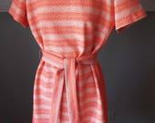 Vintage Short Sleeve Gree...