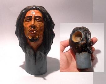 Bob Marley - ceramic