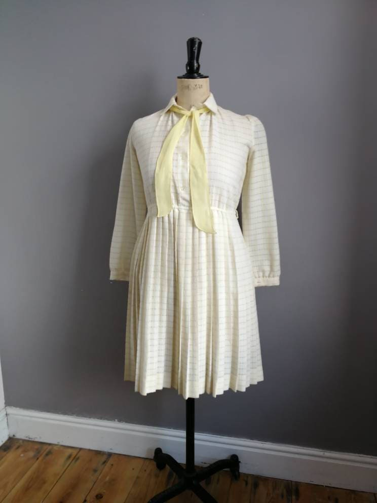 Pale yellow dress shirts