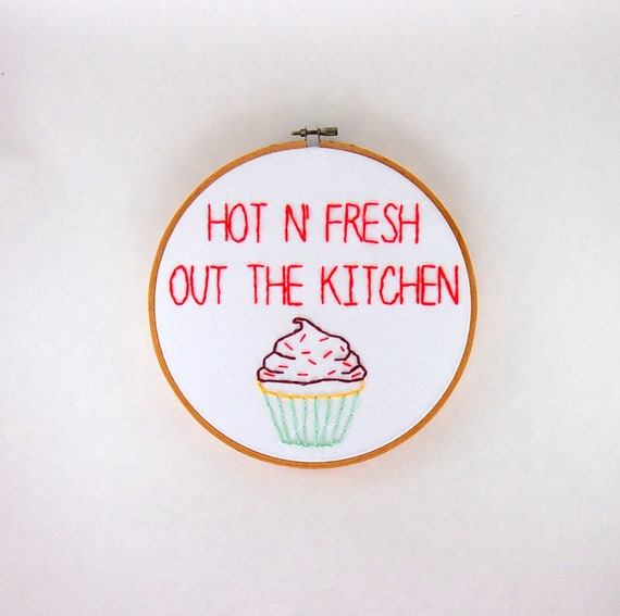 hot and fresh out the kitchen lyrics Shaw