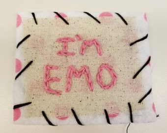 I'm Emo Patch
