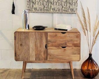 Dresser retro wood