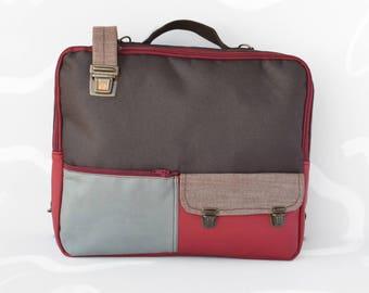 Bag & Backpack Maletín Brown