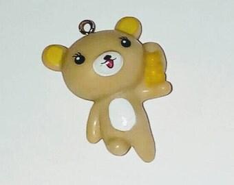 X 1 Teddy bear kawaii happy