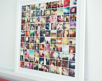 Project Collage (100 photo openings) - Photoshop Templates for Photographers and Creatives