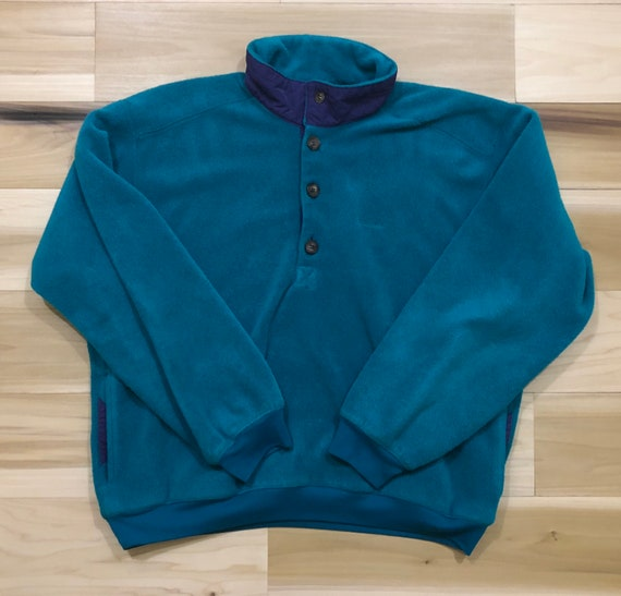 Patagonia Fleece Pullover Synchilla Made in USA