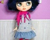 Blythe custom Doll OOAK...