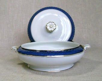 Booths China Serving Dish