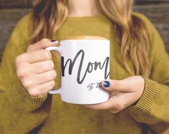 Mom Mug, Parent Mugs, Gift, Coffee Mug, Tea mug, Ceramic mug, Tea lover, Coffee lover, Mom and Dad Gift