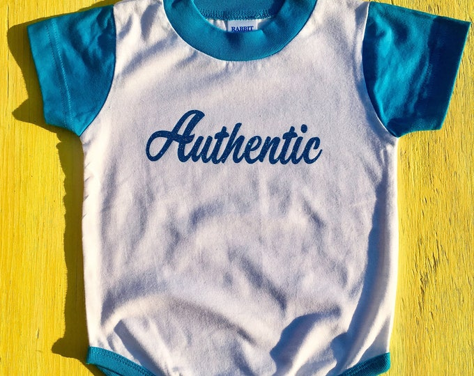 Authentic Onesie