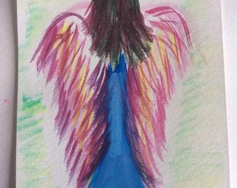 Zahum; Angel of Prayer