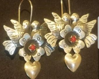 Classic design earrings