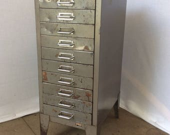 Mid century 1950s steel filing cabinet/drawers by Stor mid century industrial filing cabinet industrial design office filing drawers