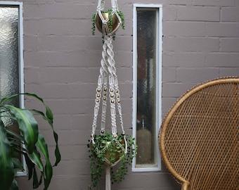 Double Pot Hanger DIY Macrame Kit