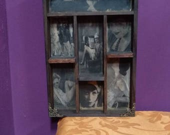 Old Tattoo  Cabinet of curiosities