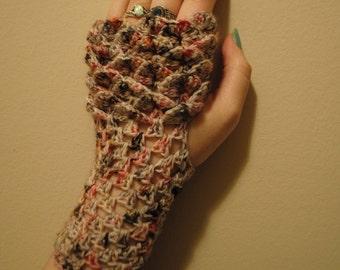 Dragonscale Fingerless gloves (adult size)