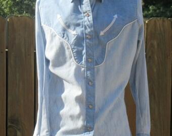 "Wrangler ""Authentic Western Shirt for Females"""